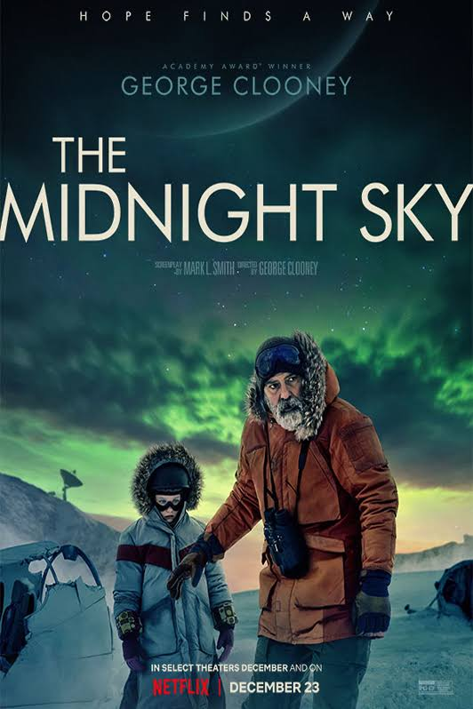 The Midnight Sky (2020) Hindi Dubbed 1080p HDRip Download