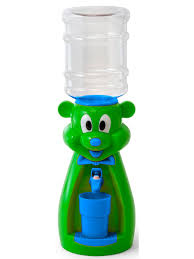 Детский <b>кулер для воды VATTEN</b> kids Mouse Lime VATTEN ...