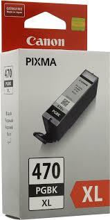 <b>Картридж Canon PGI</b>-470XL, черный, для струйного принтера ...