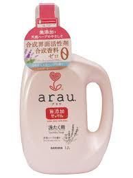 <b>Saraya ARAU Жидкое средство</b> для стирки для мам и детей ...