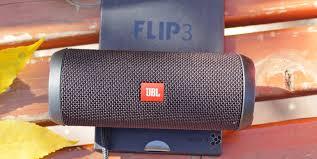 Обзор карманной акустической системы <b>JBL Flip</b> 3 - правильный ...