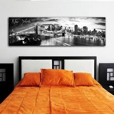 Canvas Hd Prints Posters Living Room <b>Wall Art 1 Pieces</b> New York ...