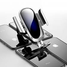 Автомобильный держатель для телефона в воздуховод <b>Baseus</b> ...