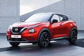 Представлен кроссовер <b>Nissan Juke</b> второго поколения ...