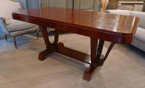 rosewood art deco dining table france c in from circus antiques art deco dining art deco dining suite