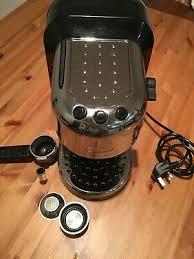 <b>DeLonghi EC271.B</b> Espresso 1L Pump Coffee Machine - Black ...