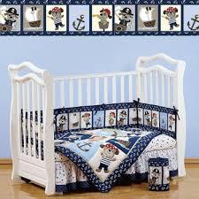 <b>Комплект в кроватку Giovanni</b> Shapito Piratic 120х60 (7 предметов ...
