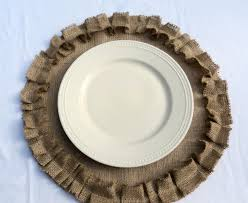 jute placematsdesigntable kitchen dining country  images about placemats and runners on pinterest shabby chic decor sha