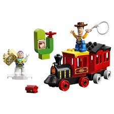 Купить <b>конструктор LEGO</b> DUPLO <b>Toy Story</b> 10894 Поезд ...