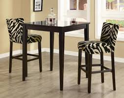 Fabric Chairs For Dining Room Zebra Upholstered Dining Room Chairs Dining Room Chairs