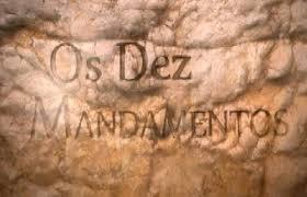 Resultado de imagem para record 10 mandamentos