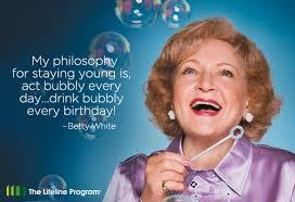 Betty White Quotes On Life. QuotesGram via Relatably.com