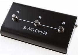 Купить Напольный футсвич TC Helicon <b>Switch</b>-<b>3</b> с бесплатной ...