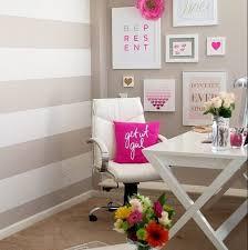 feminine office chic mint teal office