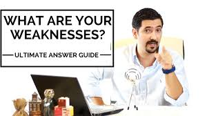what are your weaknesses learn how to answer this job interview learn how to answer this job interview question this 1 tip 10003
