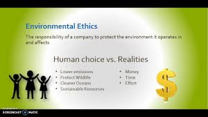 environmental issues in business ethics environmental issues in business ethics