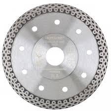 <b>Диск алмазный Gross 125 х 22</b>,2 мм тонкий сплошной (Jaguar ...