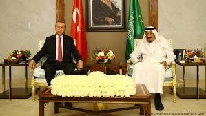 Президент Турции и <b>король</b> Саудовской Аравии обсудили ...