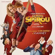 <b>Le petit Spirou</b> (Bande originale du film) by Various artists on ...