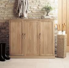 large shoe cupboard baumhaus mobel oak large 3
