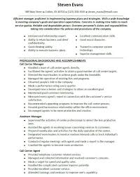 Customer Service Manager Resume Examples  service manager resume