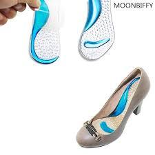 <b>1 pair</b> Non Slip Sandals <b>High Heel</b> Arch Cushion Support <b>Silicone</b> ...