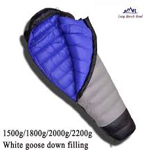 fill 400g 600g 800g 1000g ultra light portable outdoor camping adult sleeping bag envelope hooded goose down sleeping