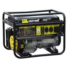 <b>Генератор бензиновый Huter DY9500L</b>, 8 кВт в Москве: отзывы ...