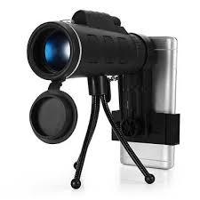 <b>40x60 Bak4 Monocular</b> Telescope Hd Night Vision Mini Outdoor ...