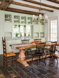 Farmhouse Style Dining Room Sets 74 Best Dining Room Decorating Ideas Country Dining Room Decor