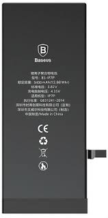 Купить Батарея <b>Baseus</b> Original Phone <b>Battery 3400 mAh для</b> ...