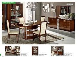 italian lacquer dining room furniture. dining room furniture modern formal sets roma walnut italy italian lacquer