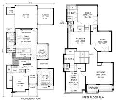 Free House Floor Plan Builder Home Design Cheap House Floor Plan    Modern House Floor Plans On Open Modern Home Plans Style Modern House Floor Plan