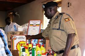 Image result for police and fake products