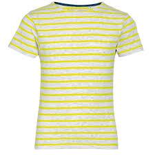 <b>Футболка</b> детская <b>MILES KIDS</b> серый с желтым - купить на ...
