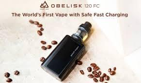 <b>Geekvape Obelisk</b> 120 FC Z Kit - 15 Minute Recharging! | Vape UK