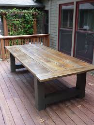 1000 ideas about farmhouse outdoor furniture on pinterest buy diy patio furniture