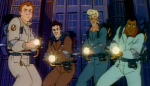 Image result for THE REAL GHOSTBUSTERS (ANIMATED SERIES) ghost busters
