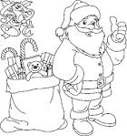 Новогодние картинки рисунки и раскраски