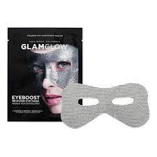 GlamGlow METALLIC EYE MASK <b>Маска для лица</b>, <b>наполняющая</b> ...