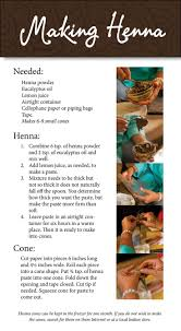 best ideas about how to make henna simple henna how to make henna