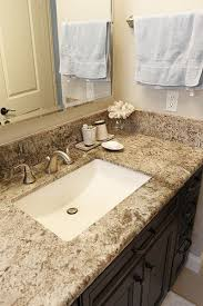ideas bathroom sink counter