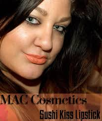 "<b>MAC</b> Cosmetics All About Orange Collection, ""<b>Sushi Kiss</b>"" Lipstick ..."