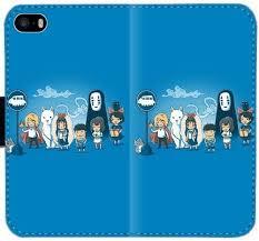 Neighbour Totoro Ponyo Spirited Away L <b>Lsg</b> Y7T3X iPhone 5C ...