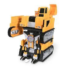 <b>Радиоуправляемый робот</b>-<b>трансформер</b> Экскаватор - <b>MZ</b>-2383PF