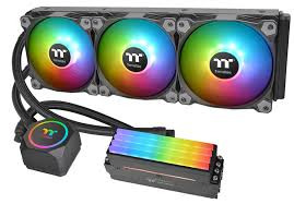 СЖО <b>Thermaltake</b> Floe RC360/RC240 охлаждают процессор и ...