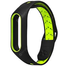 <b>TAMISTER</b> Smart Watch Replacement Strap for Xiaomi Mi Band 2 ...