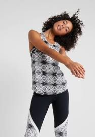 New Balance <b>PRINTED ACCELERATE TANK</b> - Sports shirt ...