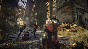 Download NVIDIA 352,86 Drivers para The Witcher 3