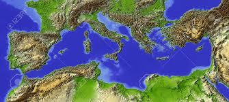 """Résultat de recherche d'images pour """"la méditerranée carte"""""""